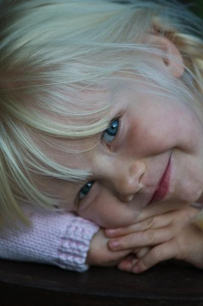 My little darling by Serkta