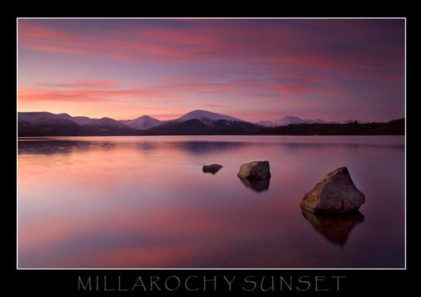 millarochy sunset by allan_j