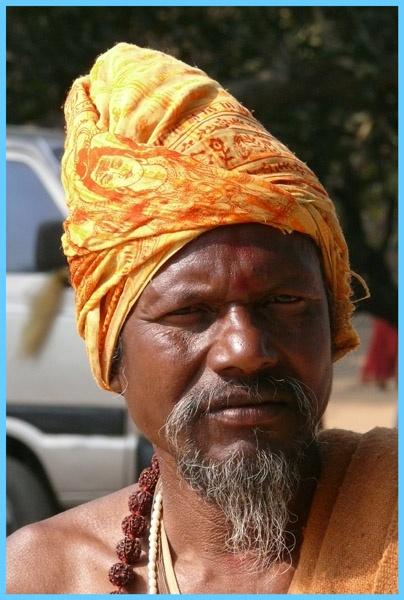 Sadhu-1 by kanu