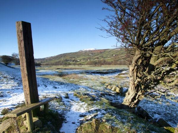 Swaledale in Winter by f11digital