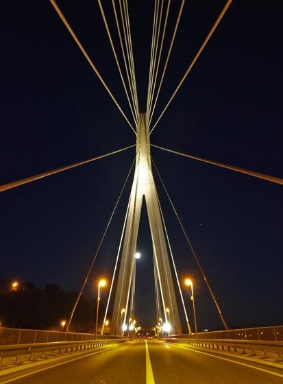 The bridge by saxy