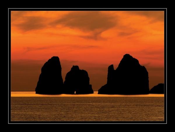 postcard from Capri by FrancescoErcolano