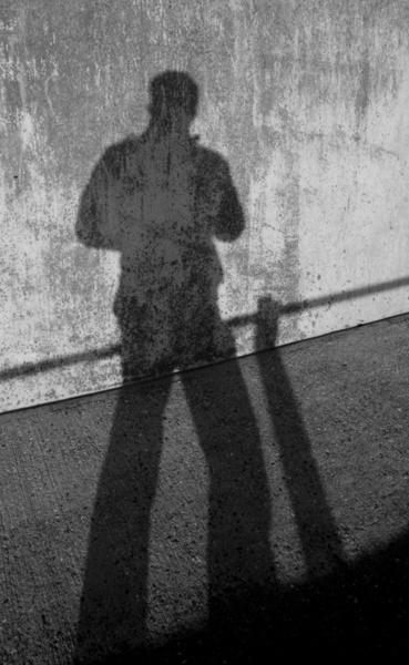 Self Portrait 1 by Hamer
