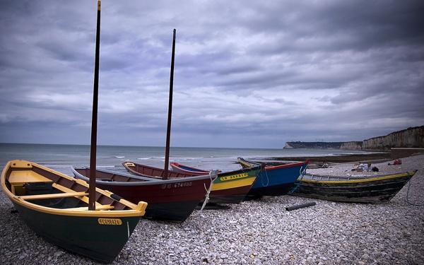 Les barques by David_Gus