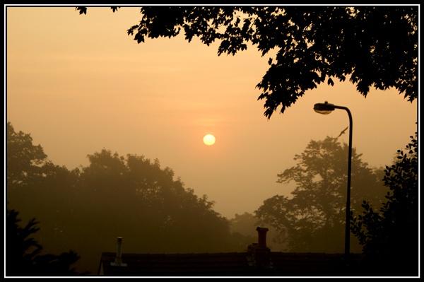 Sunrise by DJLeroy