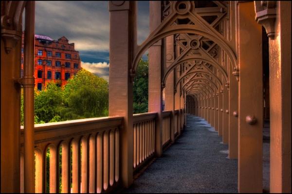 High Level Bridge by stevenb