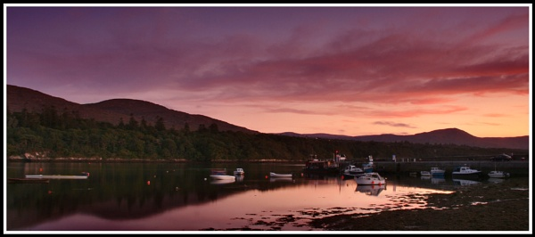 Kenmare pier @ sunset by jimbo_t