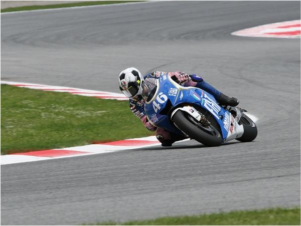 Valentino Rossi by ashley