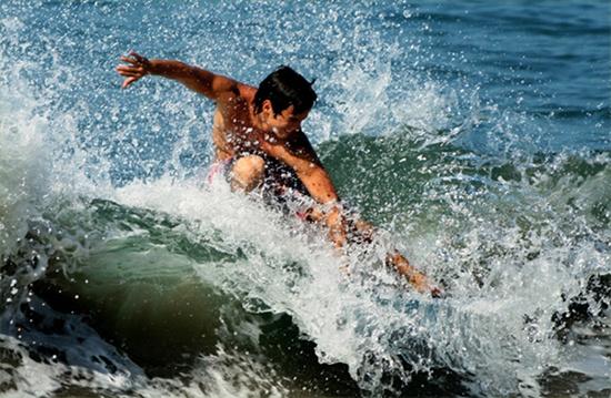 Splash! by wupohan