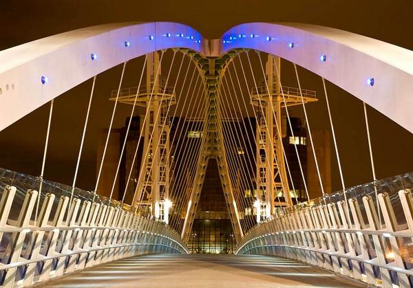 Millenium Bridge by IanClamp