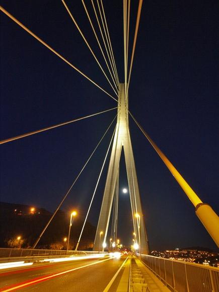 The bridge II by saxy