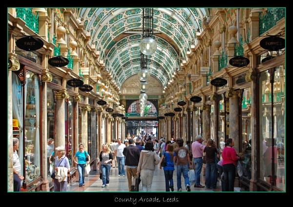 Leeds Arcades by TrevBatWCC