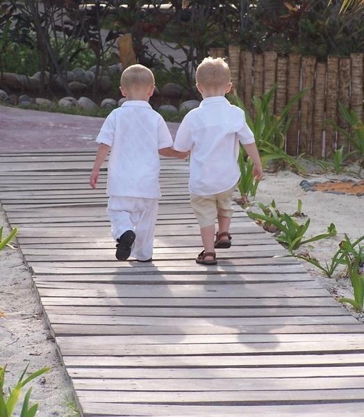 Walking away by Graham15