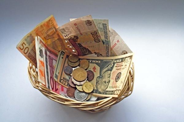 Monetary basket by Igor