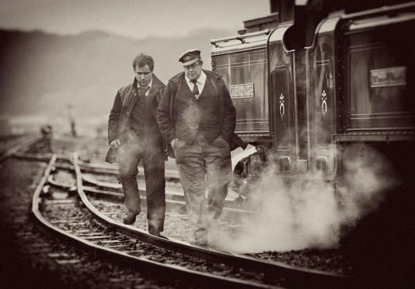 Porthmadog Station by ade_mcfade