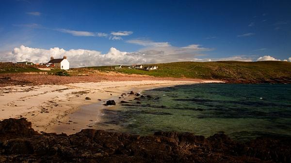 Balcladich Bay by Snapper