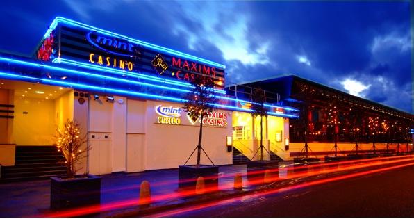 Maxims Casino Dusk by MarkT19