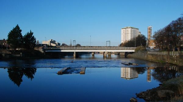 River Ayr by John45