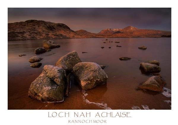 Loch Nah Achlaise by allan_j