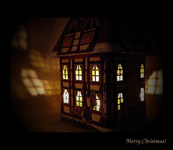 - Christmas Lights - by Borzos