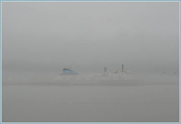 Liverpool fog by KATJON