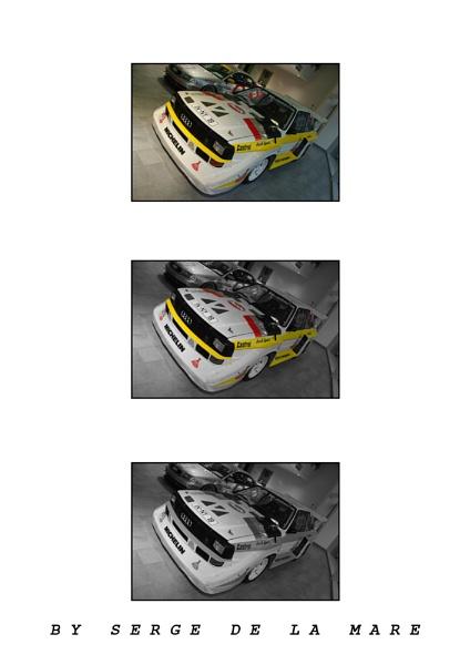 Audi Sport Quattro S1 EVO by sergedlm