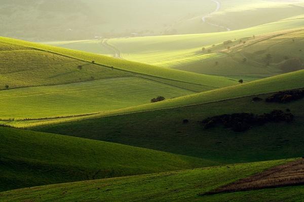 In the hills by Slawek_Staszczuk