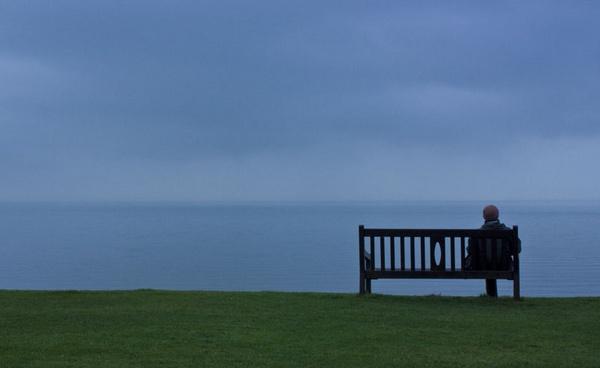 Coastal contemplation by derekhansen