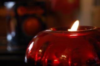 Christmas Candle by leesjor