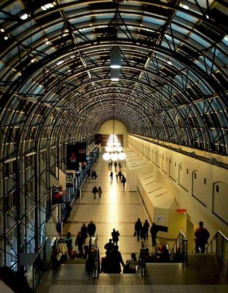Skywalk by chrismason