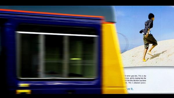 Last train to Marple. by woodlark