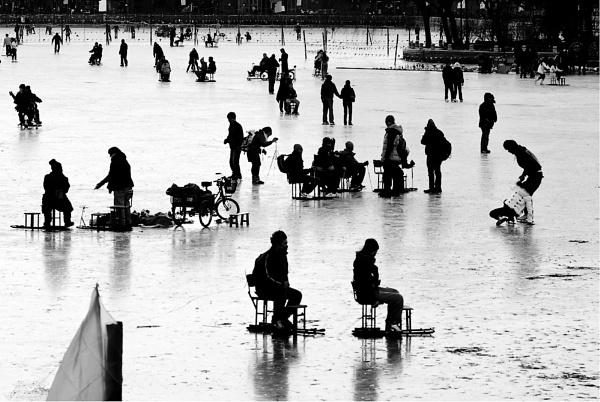 Beijing Winter by corinjames