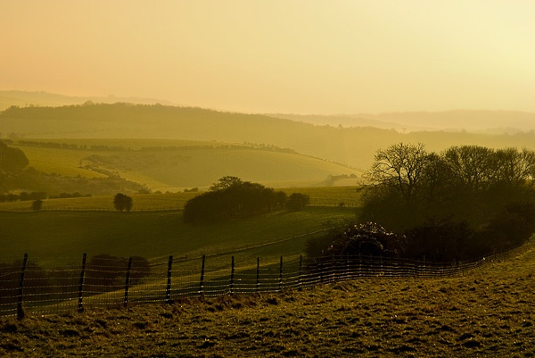 Ditchling Beacon by Juliee