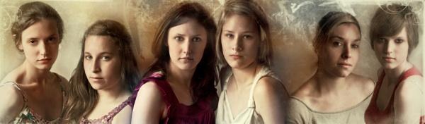 The Stella girls by Alyssia