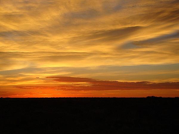 Final Sunset 2008 by MaryMac