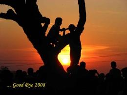 Bye-bye 2008
