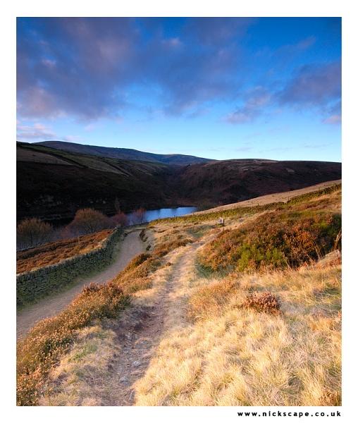 Bilberry Reservoir by Nickscape
