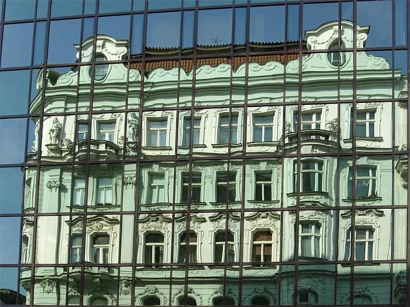 Prague reflections 2