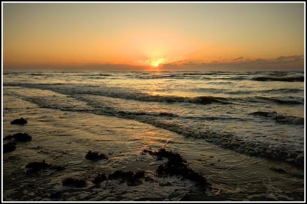 South Coast Sunrise. by Chrism8