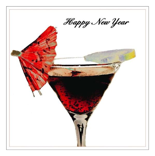Happy New Year by JudeC