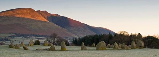 Castlerigg Dawn by RosePhoto