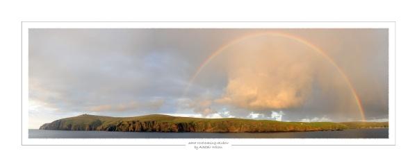 Saxavord Rainbow by alastairwilson