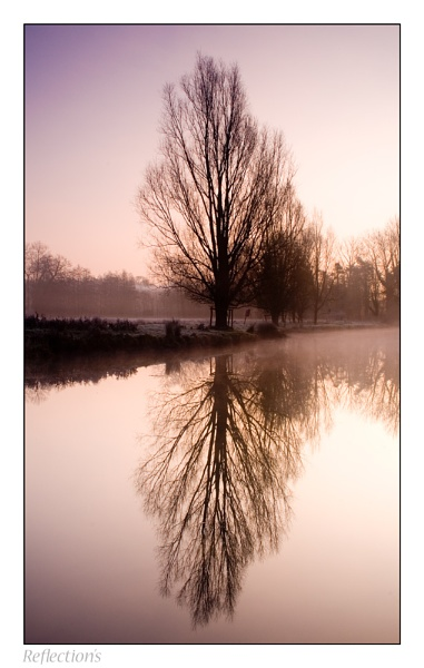 Reflections by dave1207