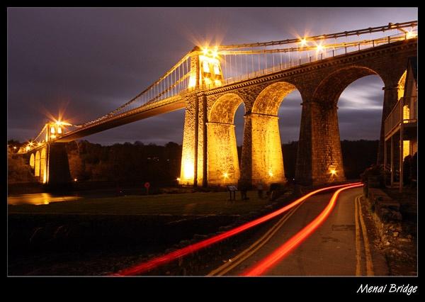 Menai Bridge by Graham_Woolmer