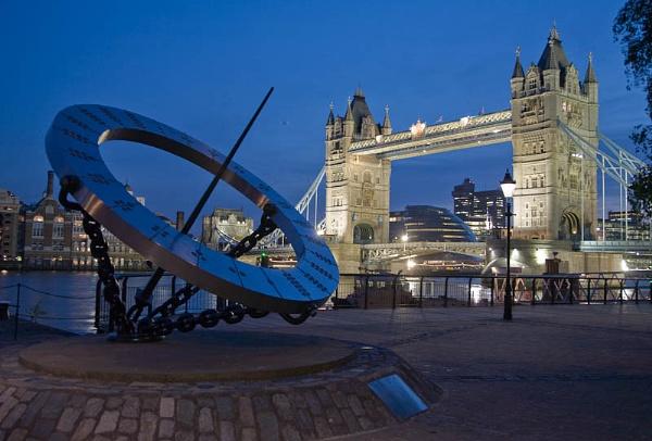 Tower Bridge by chnutt