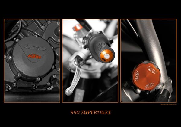 KTM SUPERDUKE by rab990superduke