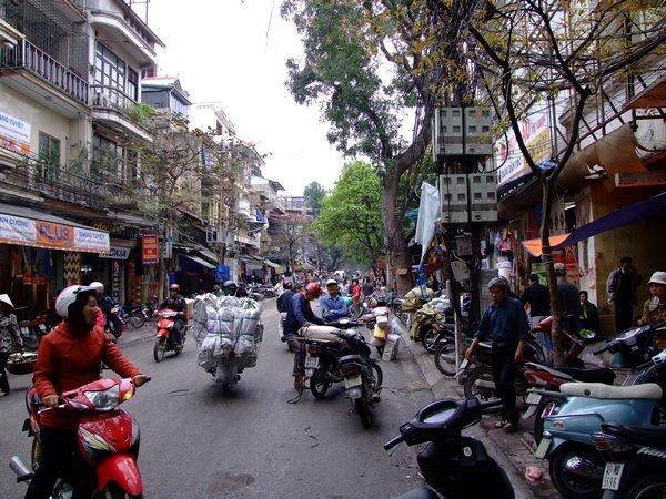 Hanoi by harlequinarcher