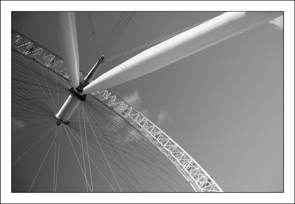 London Eye by Phil36