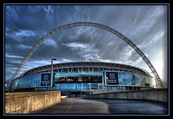 Wembley Stadium by Phil36