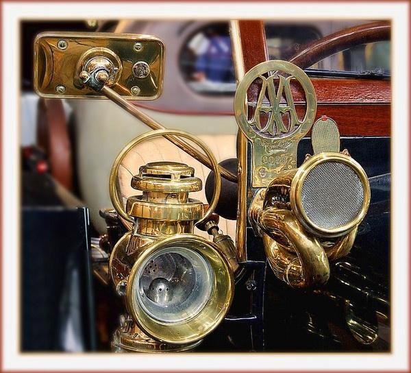 Polished Brass by pamelajean